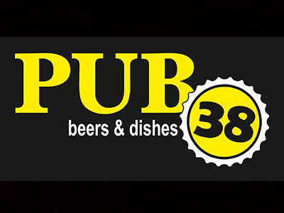 PUB 38 Beers & Dishes